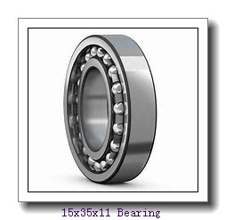 15 mm x 35 mm x 11 mm  NTN 7202DB angular contact ball bearings