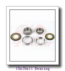 15 mm x 35 mm x 11 mm  ZEN S6202-2Z deep groove ball bearings