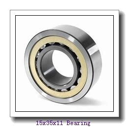 15 mm x 35 mm x 11 mm  FAG 562992 W220 deep groove ball bearings