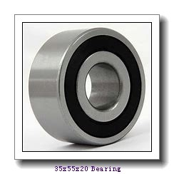 35 mm x 55 mm x 20 mm  IKO NAF 355520 needle roller bearings