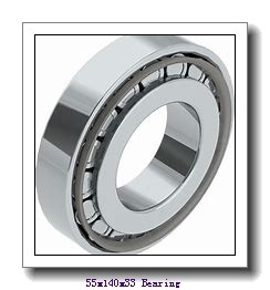 55 mm x 140 mm x 33 mm  SKF 6411NR deep groove ball bearings