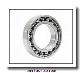 90 mm x 140 mm x 24 mm  CYSD 6018-Z deep groove ball bearings