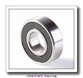200 mm x 310 mm x 51 mm  CYSD 7040C angular contact ball bearings