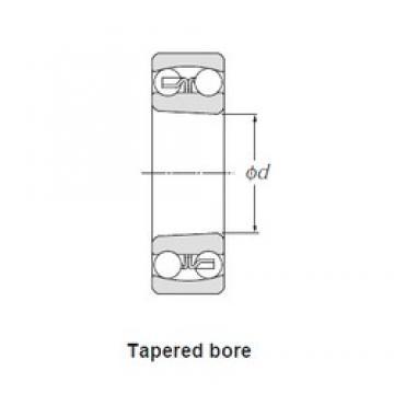 75,000 mm x 130,000 mm x 25,000 mm  SNR 1215K self aligning ball bearings