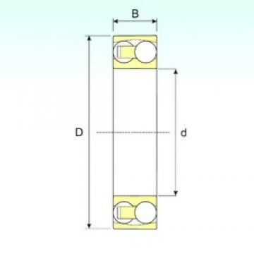 15 mm x 35 mm x 11 mm  ISB 1202 TN9 self aligning ball bearings
