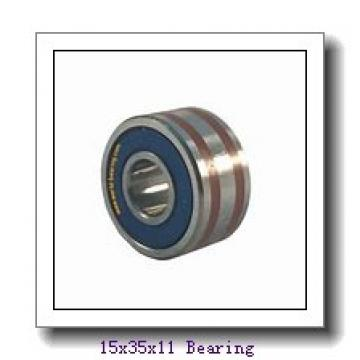 15 mm x 35 mm x 11 mm  NKE NJ202-E-TVP3+HJ202-E cylindrical roller bearings