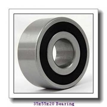 35 mm x 62 mm x 20 mm  NSK NN 3007 cylindrical roller bearings