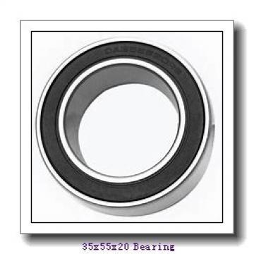 35 mm x 55 mm x 20 mm  Loyal NA4907 needle roller bearings