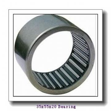 35 mm x 55 mm x 20 mm  NTN NA4907S needle roller bearings