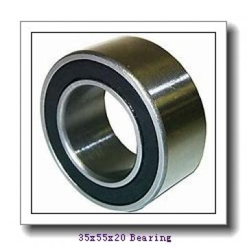 35 mm x 55 mm x 20 mm  NSK NA4907 needle roller bearings