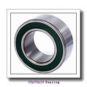 35 mm x 55 mm x 20 mm  Fersa F16100 deep groove ball bearings
