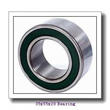 35 mm x 62 mm x 20 mm  NSK NN3007MB cylindrical roller bearings