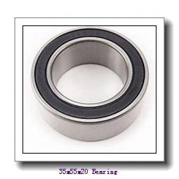 35 mm x 55 mm x 20 mm  NACHI 30BG05S16G-2DL angular contact ball bearings
