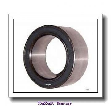 35 mm x 62 mm x 20 mm  NSK NN3007TB cylindrical roller bearings