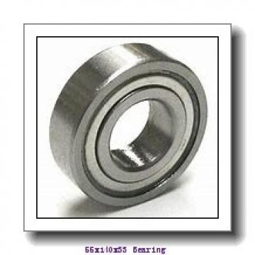 55 mm x 140 mm x 33 mm  ISO 7411 A angular contact ball bearings