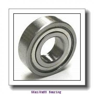 55 mm x 140 mm x 33 mm  Loyal NJ411 cylindrical roller bearings