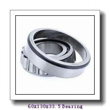 60 mm x 130 mm x 31 mm  ISO 31312 tapered roller bearings