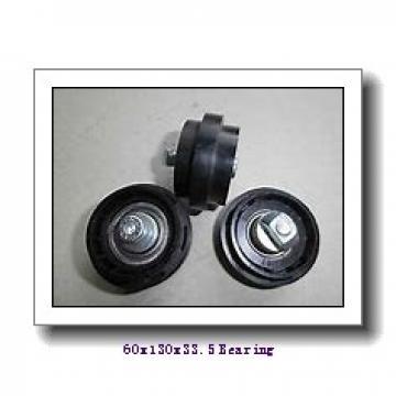 60 mm x 130 mm x 31 mm  KBC 30312J tapered roller bearings