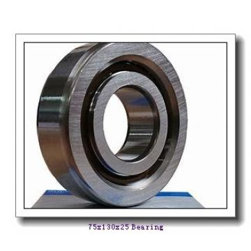 75 mm x 130 mm x 25 mm  NSK NUP215EM cylindrical roller bearings