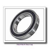 90 mm x 140 mm x 24 mm  CYSD 6018 deep groove ball bearings